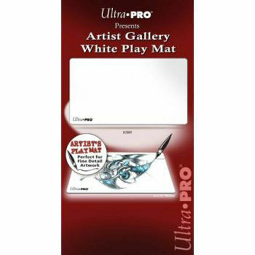 Ultra Pro White Play Mat Spielmatte