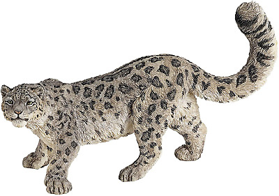 6 X Luxe Cartes De Noël Mignon Animaux de la faune art comprend Snow Leopard Santa