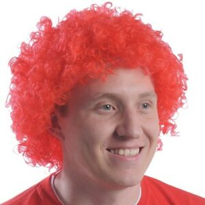 Red-Curly-Afro-Wig-Afro-Clown-Ronald-McDonald-Costume-Cosplay-Hair-Fro