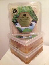 Tasmanian Wilderness Leatherwood Honey Comb 20+ Similar Manuka UMF Rating TA NPA