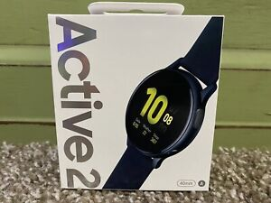 Samsung Galaxy Active2 40mm Smart Watch w/ Sleep & Heart Rate Monitoring