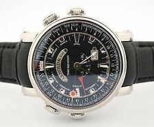 Arnold & Son Hornet WorldTimer Equation of Time GMT 1H6AS.B05A.C79F Watch