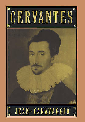 1 of 1 - Cervantes, Canavaggio, Jean, Conavaggio, Jean, Very Good Book