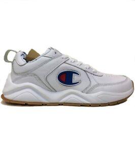 Champion 93 Eighteen White Sneaker