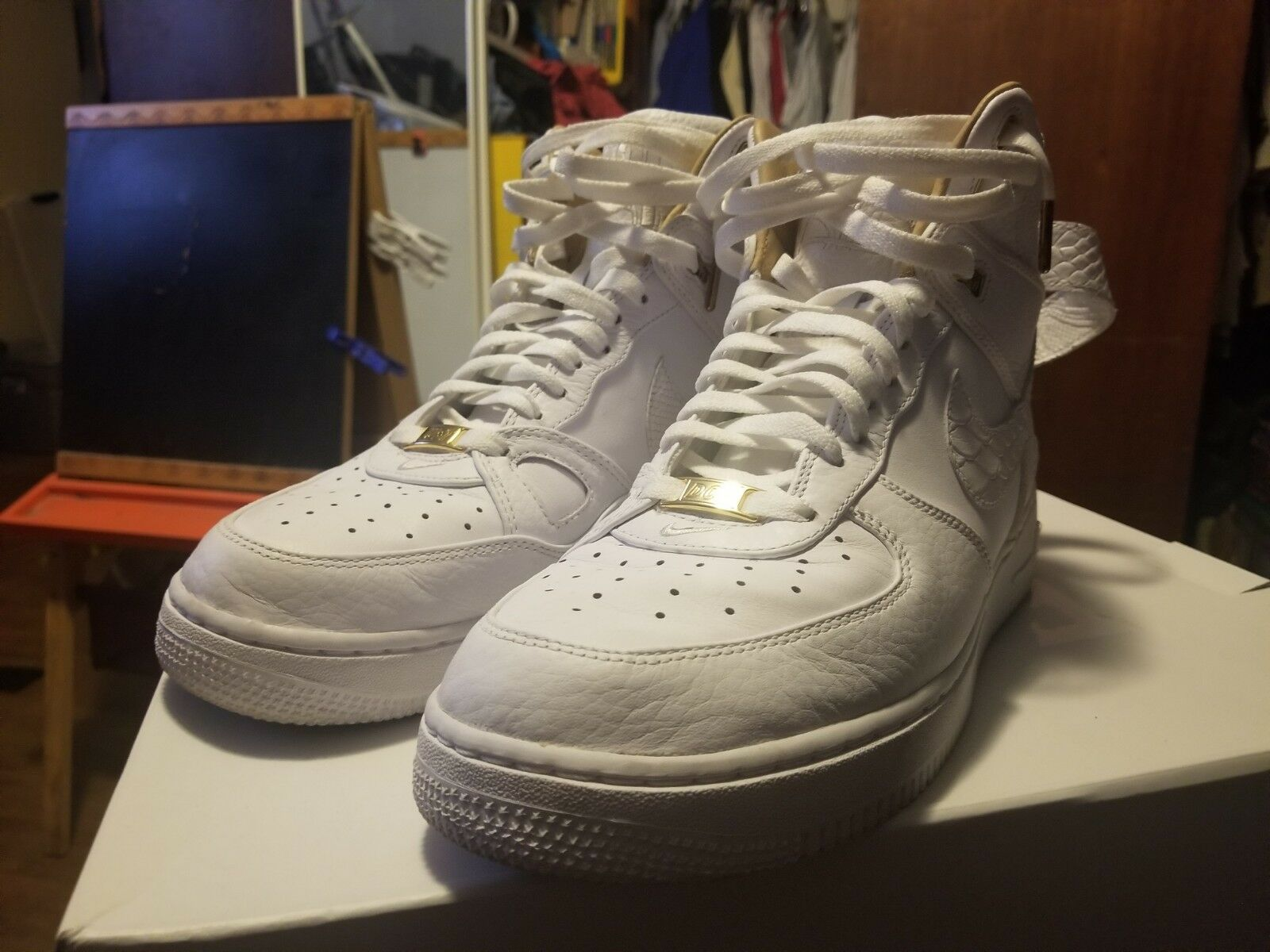 brand new 8bd63 f2e76 Size 11 Nike Air Force Force Force 1 Hi Just Don C ComplexCon LIMITED 100%