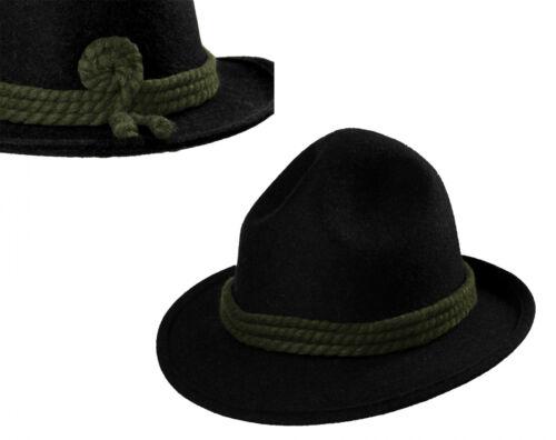 Mini-Trachtenhut mit Clip
