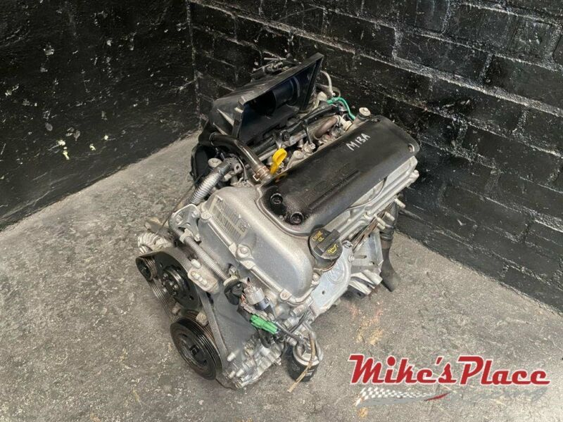 Suzuki Swift 1.3 M13A Engine for sale at Mikes Place