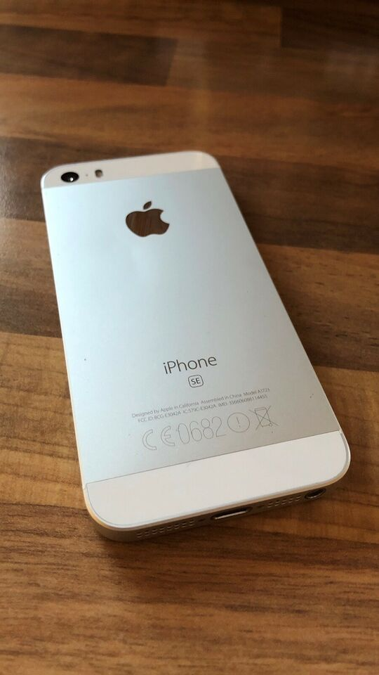 iPhone SE, 32 GB, aluminium