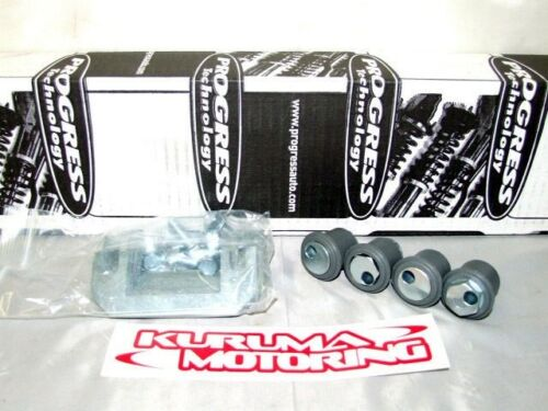 PROGRESS FRONT /& REAR CAMBER KIT 00 01 02 03-05 ECLIPSE
