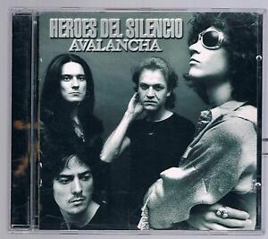 HEROES-DEL-SILENCIO-AVALANCHA-TIMBRO-A-SECCO-MADE-IN-ITALY-CD-F-C