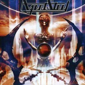 Agent-Steel-Alienigma-New-CD-Argentina-Import