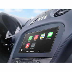 alpine wireless apple carplay double din indash. Black Bedroom Furniture Sets. Home Design Ideas