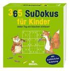 365 Sudokus für Kinder von Stefan Heine (2015, Taschenbuch)