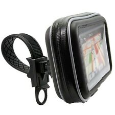 "TOMTOM VIA 220 1500 1505 1535 TM 5"" GPS WaterProof Case + Bike Motorcycle Mount"