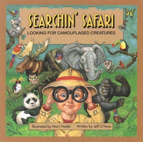 Searchin' Safari by O'Hare, Jeff , Paperback