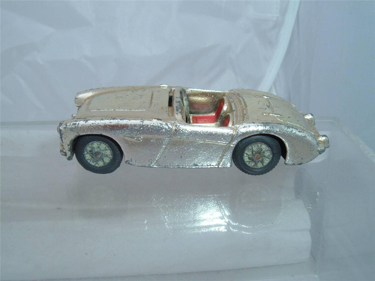 TROPHY MODELS AUSTIN HEALEY VINTAGE USED CONDITION NO WINDSCREEN RARE MODEL