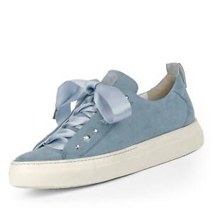 Details zu Paul Green Damen Sneaker Schnürschuhe Halbschuhe Freizeitschuhe Schuhe hellblau