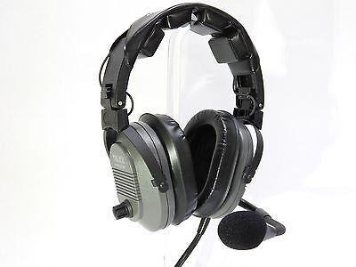 NEW TELEX ECHELON 2O PASSIVE AVIATION HEADSET P//N PRD000012000 #335636-1