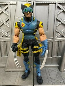 Marvel-Legends-Toybiz-X-Men-Classics-STEALTH-WOLVERINE-6-034-Action-Figure-1