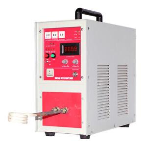 15KW 30-100KHz High Frequency Induction Heater Furnace 110v/220v