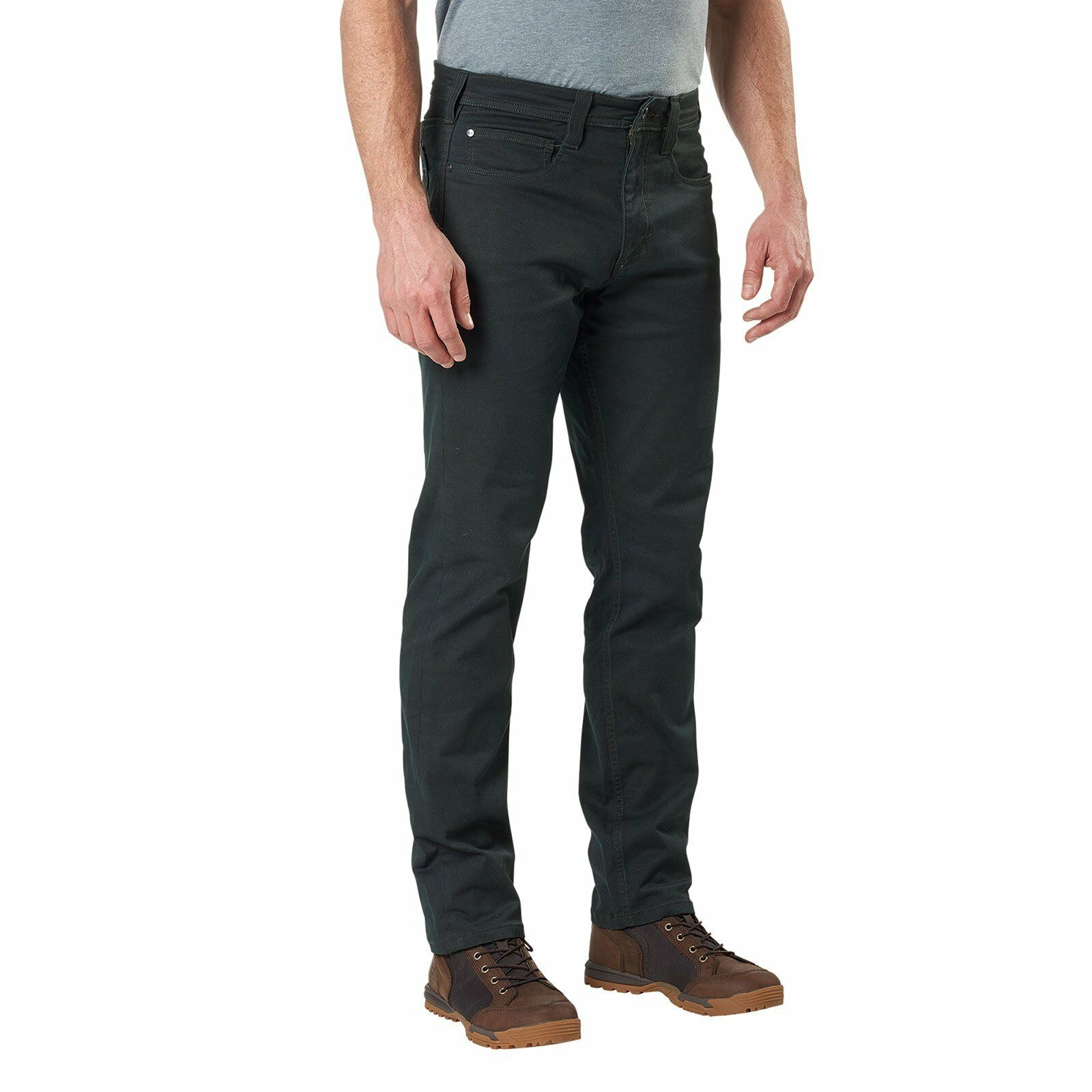 5.11 Tactical Defender Flex Pant Slim Unisex Pants - Oil Green All Sizes