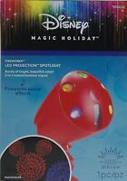Disney Gemmy Magic Holiday Firework Led Projection Spotlight Indoor Outdoor
