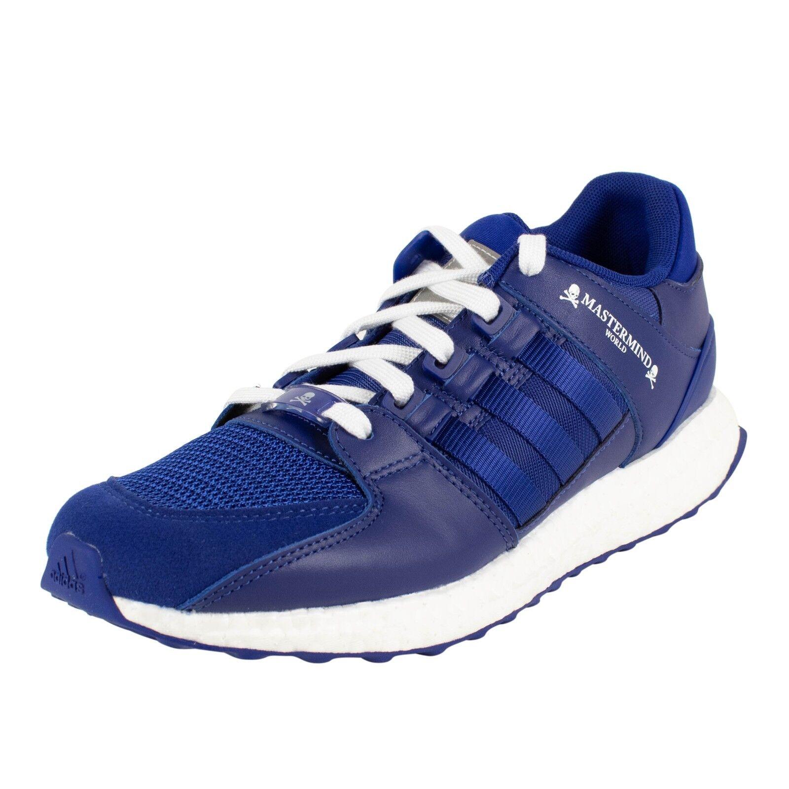 NIB MASTERMIND X ADIDAS EQT Support Ultra MMW Core Blue  Shoes 10.5  200