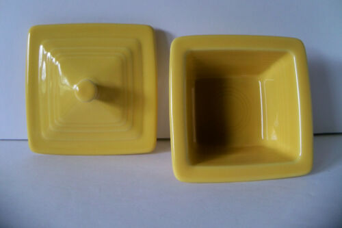 Candy Dish 1st Quality BELK SUNFLOWER Store Exclusive Fiesta Square Covered Box