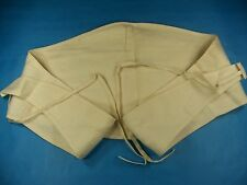 Kidney Back Warmer Belt Soft Flannel/Wool Fabric Fishing Cold Weather Gear NEW