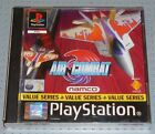 Air Combat (Sony PlayStation 1, 1995) - European Version