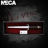 Neca V For Vendetta Dagger Prop Replica In Shadow Box Frame Artist's Proof