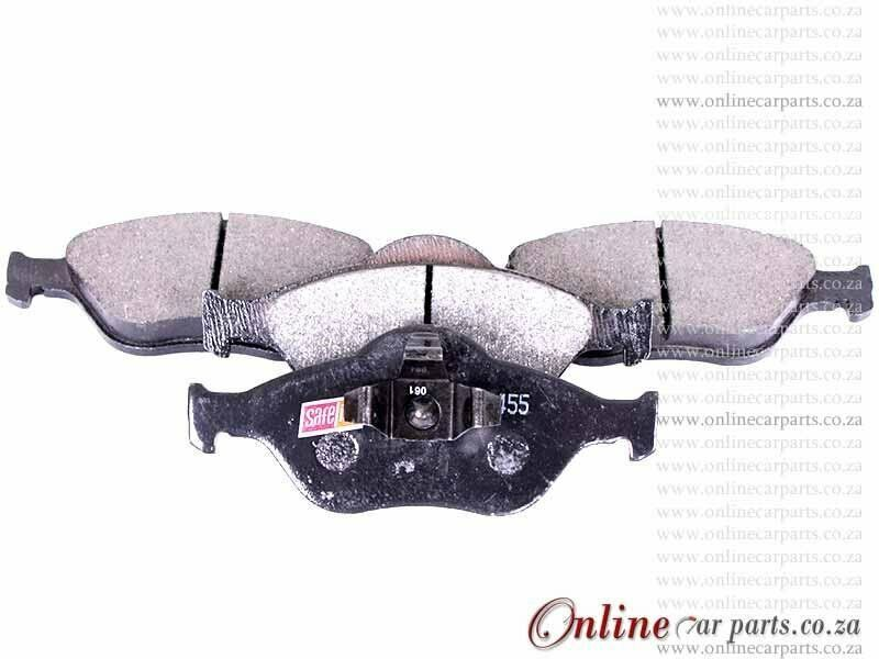 Citroen Ford Toyota Front Disc Brake Pads