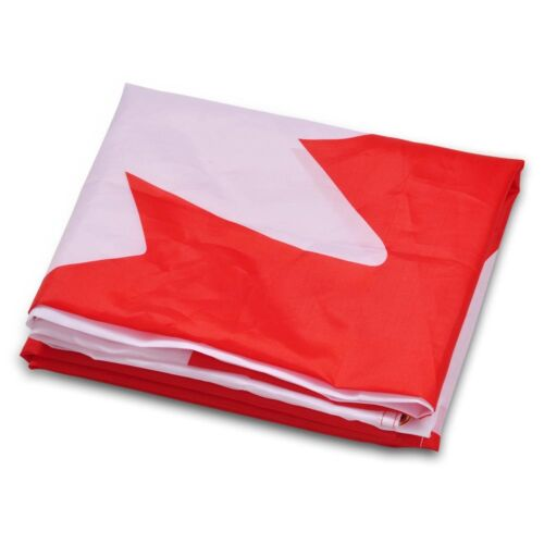 Huge 3/' x 5/' High Quality Nylon Canadian Flag Free Shipping