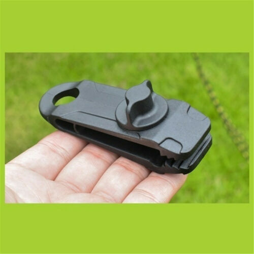 Buckle Reusable Tent Clip Tarpaulin Clip Camping Hook Camping Tents Accessories