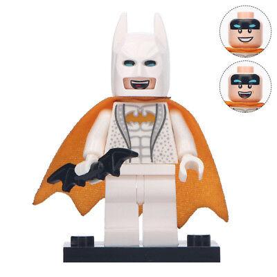 Marvel Comics Figure For Custom Lego Minifigures Disco Batman Minifigure