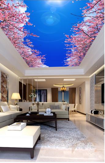 3D Blaume Himmel 832 Fototapeten Wandbild Fototapete BildTapete Familie DE Kyra