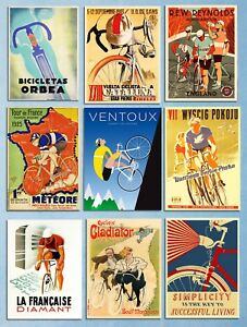 Metal-signs-plaques-vintage-retro-style-Cycling-bike-posters-home-wall-decor