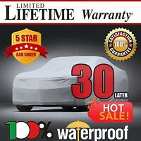 Ford Mustang Fastback 1967-1968 Car Cover - Protects From All-weather