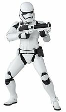 BANDAI S.H. Figuarts Star Wars Action Figure First Order Storm Trooper Japan F/S