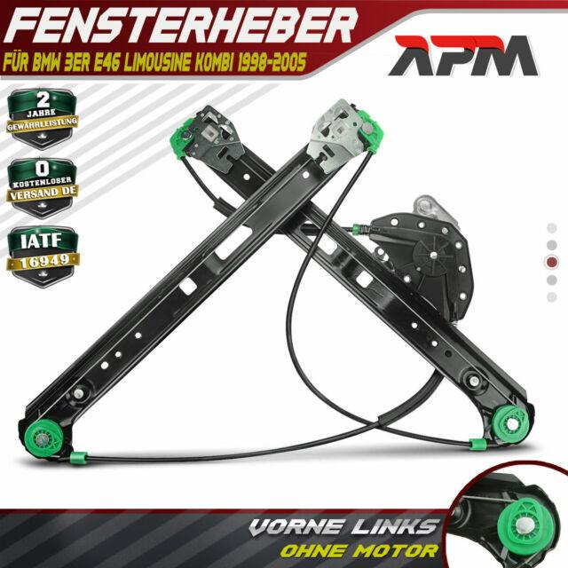 FENSTERHEBER ELEKTRISCH VORNE LINKS BMW 3er  E46 98-05  NEU !!!