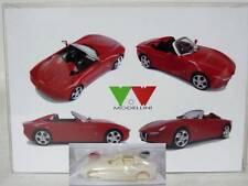 Yow Modellini 062 1/43 Alfa Romeo 2UETTOTTANTA Concept Resin Handmade Model Kit