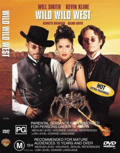 1 of 1 - Wild Wild West DVD NEW