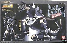 Useds Bandai SOUL OF CHOGOKIN GX-05B Black Gaiking PRE-PAINTED