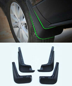 mud flaps splash guard mudguards for 2014 2015 toyota. Black Bedroom Furniture Sets. Home Design Ideas