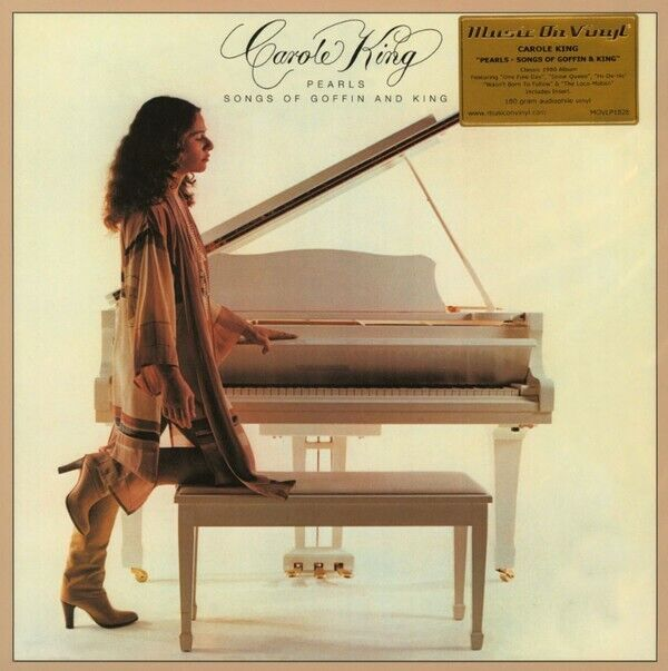 Carole King - Pearls Songs Of Goffin And King 180g VINYL LP MOVLP1828