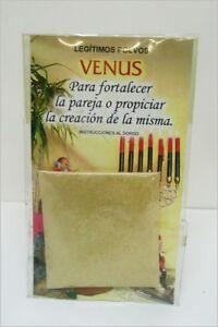Venus-Aphrodite Sachet Powder Venus-Afrodita Polvos Esotéricos 10 gr.