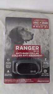 Details About Zeus Ranger Pet Progressive Sound Shock Anti Bark Collar New Large Dog 25 Lbs