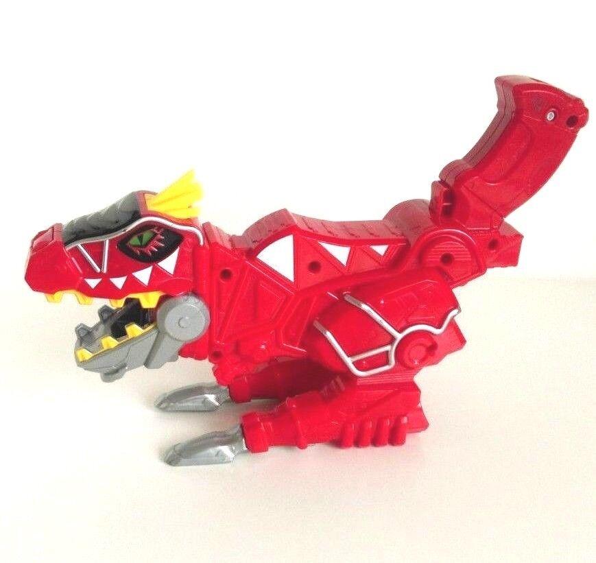 Power rangers dino - ladung t - rex - super - gebühr morpher