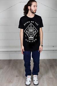 Official-Bring-Me-The-Horizon-Diamond-Hand-Unisex-T-Shirt-Wolf-Bones-Sempiternal