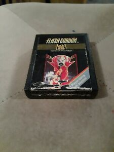 FLASH-GORDON-by-20th-CENTURY-FOX-for-Atari-2600-CART-FREE-SHIPPING